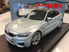 Paragon Models BMW M4 Coupe (F82) Silverstone