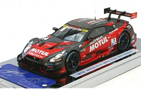 Ebbro Motul Autech GT-R Super GT500 2015 Champion Car No.1
