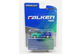 Tarmac Works x Greenlight 1/64 Nissan GT-R (R35) FALKEN