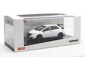Tarmac Works 1/64 Honda Civic Type R FK2 Championship White