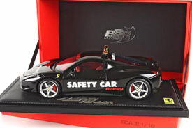 BBR Ferrari 458 Italia, Challenge Safety Car