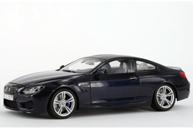 Paragon Models BMW M6 Coupe (F13M) Imperial Blue