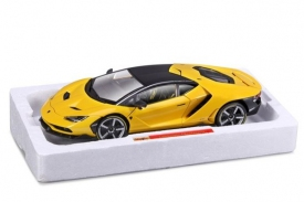 Maisto Exclusive Lamborghini Centenario LP770-4 Yellow