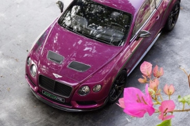 Almost Real Bentley Continental GT3 R - 2015 - Magenta Purple