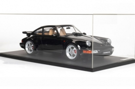 GT Spirit 1/8 Porsche 911 (965) 3.6 Turbo Black
