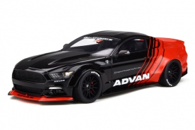 GT Spirit Ford Mustang by LB Works Advan (Asia Exclusive)