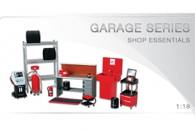 TSM 1/18 Garage Series - Shop Essentials