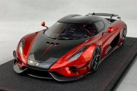 Avanstyle Koenigsegg Regera Candy Apple Red