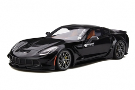 GT Spirit Prior Design Corvette C7 Black
