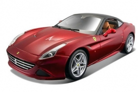 Bburago Signature Ferrari California T (closed top) Rosso Red