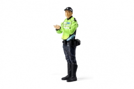 Tiny 1/18 Resin Figure 16 - Hong Kong Police Constable (Traffic)