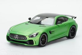Almost Real Mercedes-AMG GT R - AMG Green hell magno