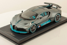 MR Collection Bugatti Divo The Quail 2018 Show Configuration