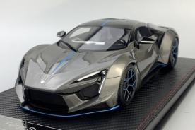 SophiArt W Motors Fenyr SuperSport special edition Iron Grey