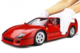 GT Spirit 1/8 Ferrari F40 Red