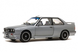 Solido BMW E30 M3 - Sterling Silver Metallic - 1990