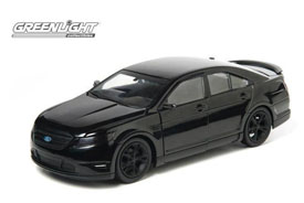Greenlight 1/24 Ford Taurus SHO, Modern Agent Car MIB3